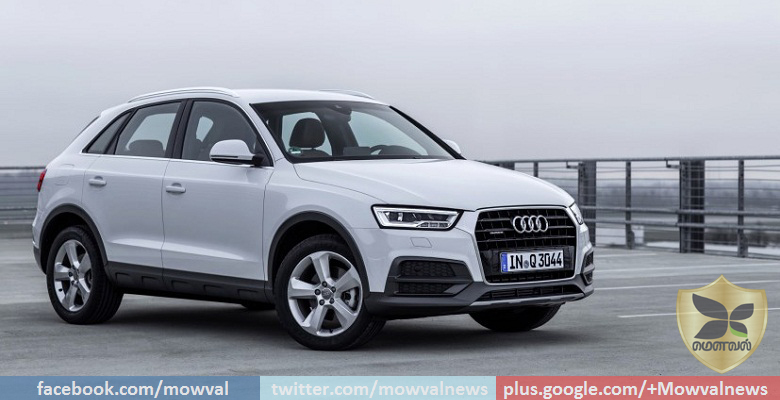 2017 Audi Q3 launched in India at Rs 34.20 lakh