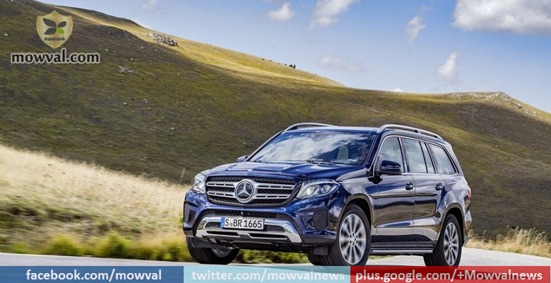 Mercedes-Benz will launch GLS SUV in India on May 18