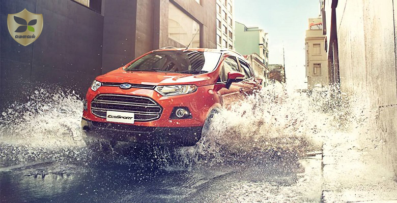 Ford Ecosport price reduces upto 1 lakh