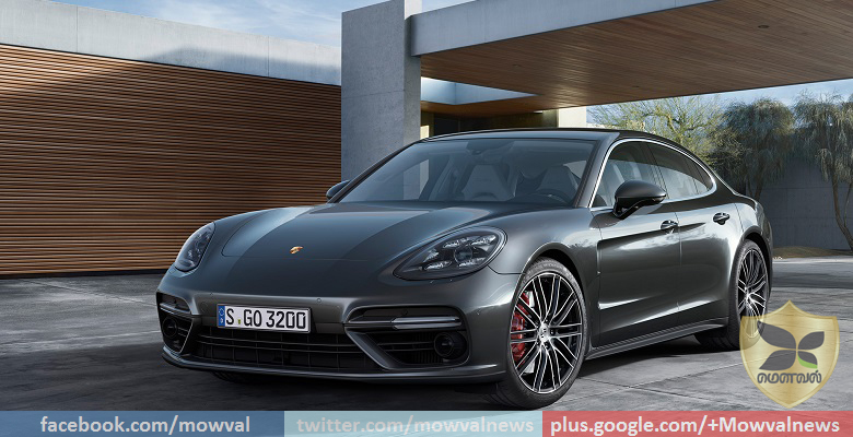 Porsche Panamera Turbo Launched At Price OfRs 1.93 Crore