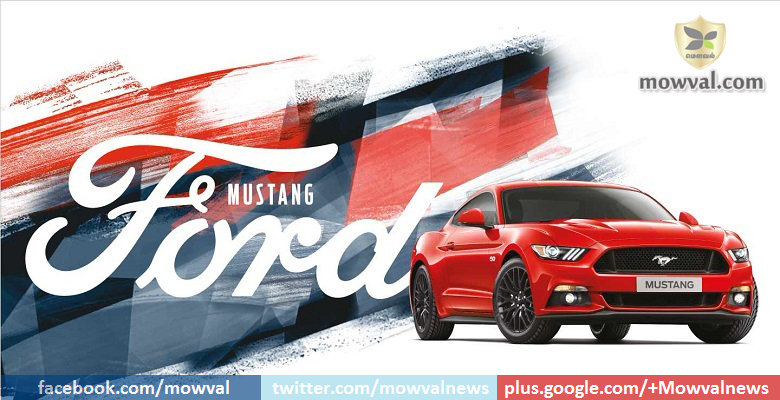 Ford Mustang launched in India at price of Rs 65 lakh