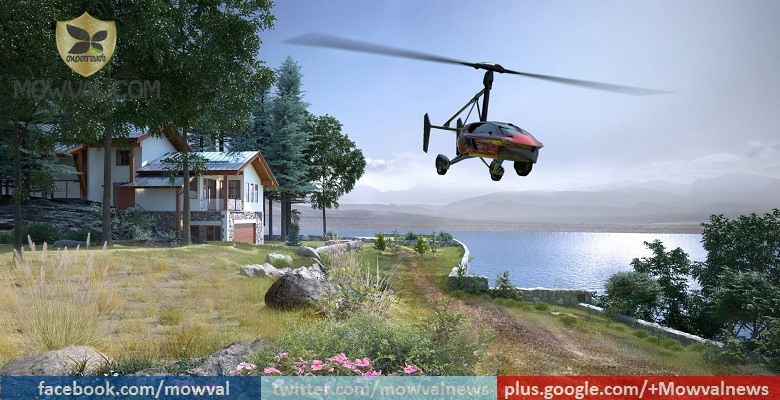 Worlds First Commercial Flying Car Goes On Sale Soon