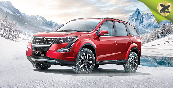 2018 Mahindra XUV500 Facelift Launched In India