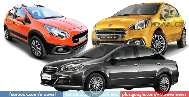 Fiat Slashed Price Of Its Models Upto Rs.77,000