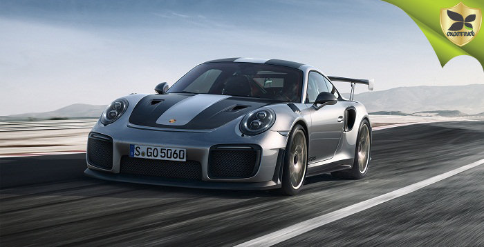 Porsche 911 GT2 RS Launched In India At Rs 3.88 crores