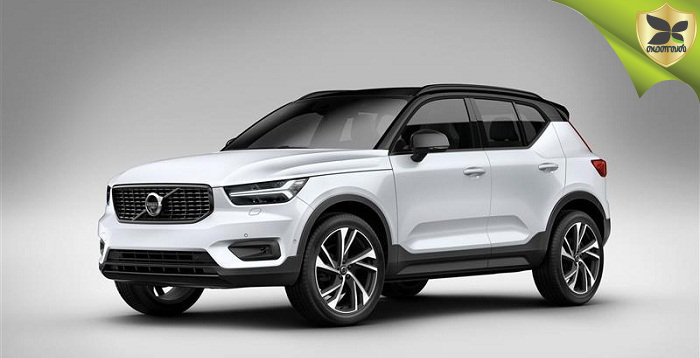 Volvo XC40 SUV Launched In India At Rs 39.90 Lakhs