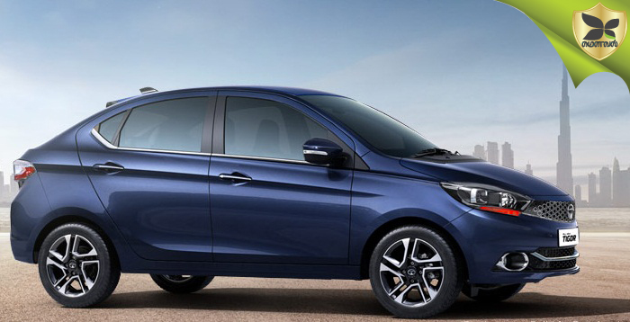 2018 Tata Tigor Launched In India At Starting Price Of Rs 5.25 Lakhs