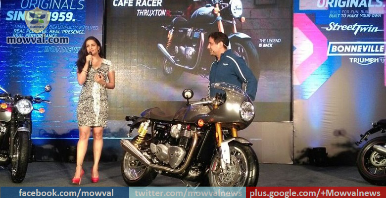 Triumph Thruxton R Launched In India At Rs 10.9 Lakh