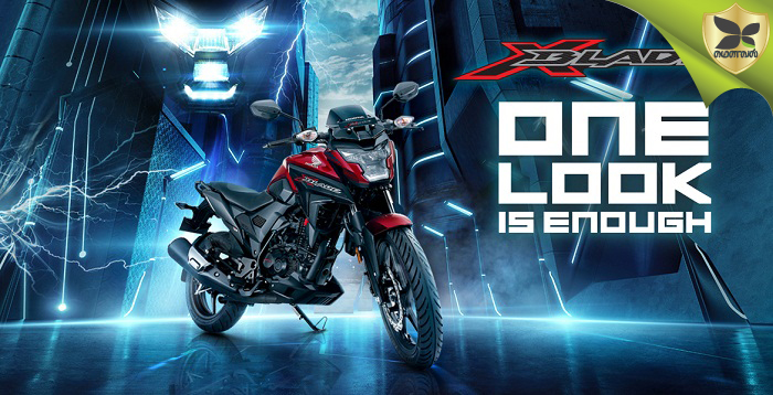 All New Honda X-Blade Launched In India