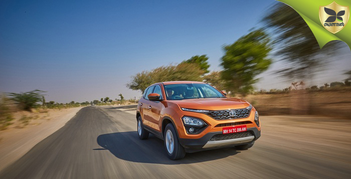 Tata Harrier To Be Launched Tomorrow