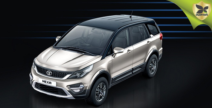 2019 Tata Hexa Launched At Starting Price Of Rs 12.99 Lakh