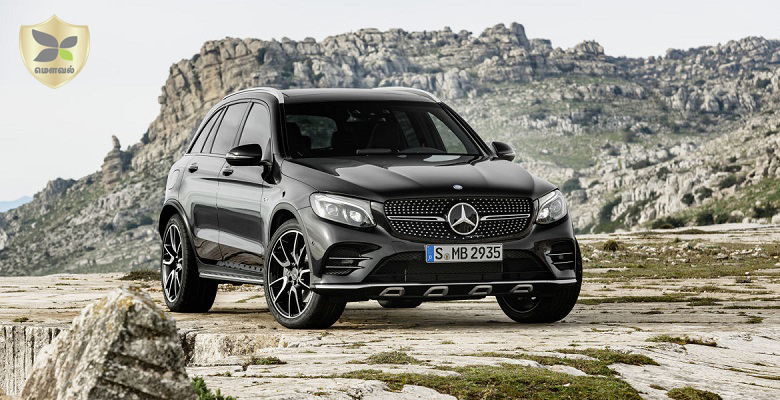 Mercedes-Benz  revealed AMG GLC43 SUV