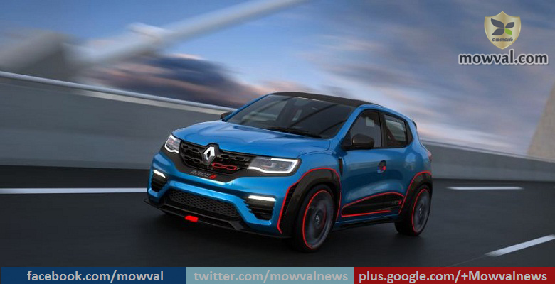 Renault Start Accept Booking for 1.0-litre Kwid
