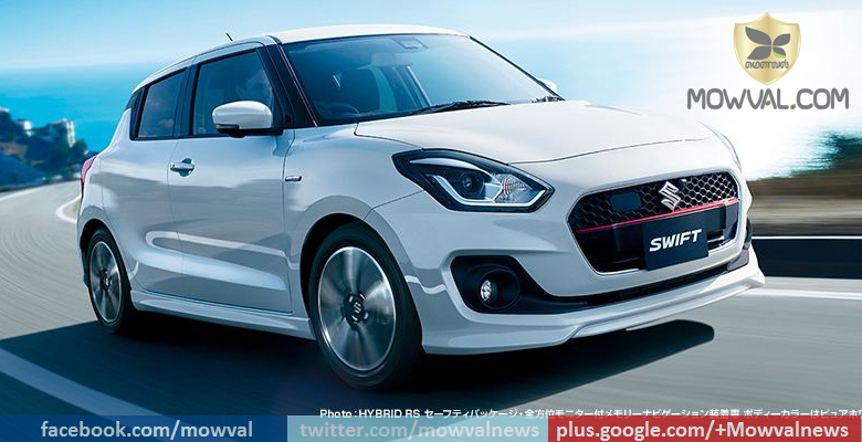 Images of Next Generation Maruti Suzuki Swift