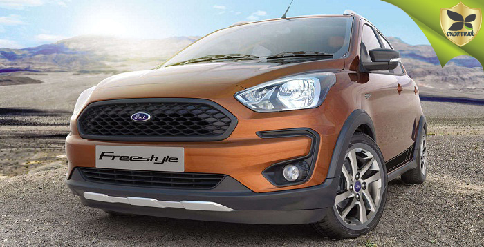 All New Ford Freestyle launched in India