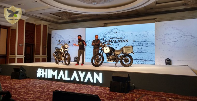 Royal Enfield  Himalayan launched at price of Rs .1.75 lakh.