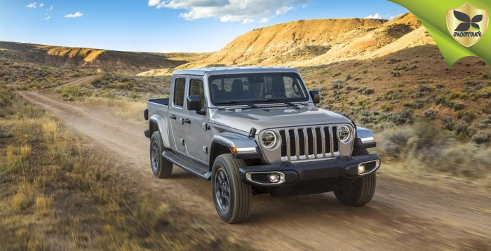 Photo Gallary of All New 2020 Jeep Gladiator