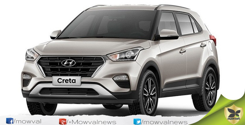 Hyundai Creta Facelift Revealed In China