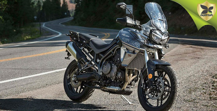 Triumph Launched The 2018 Tiger 800 In India