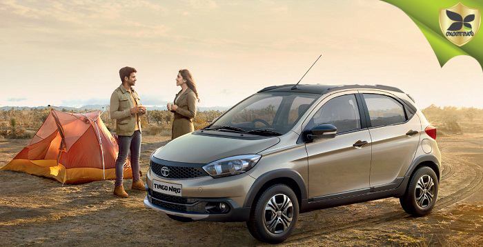 Tata Tiago NRG Launched At Starting Price Of Rs 5.57 Lakh