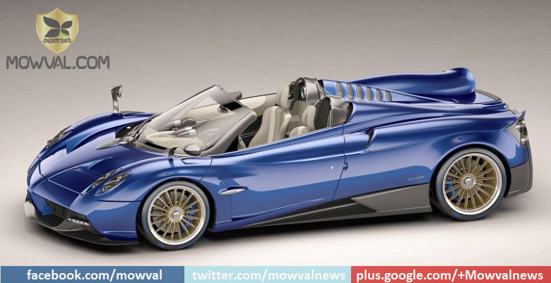 Images of Pagani Huayra Roadster