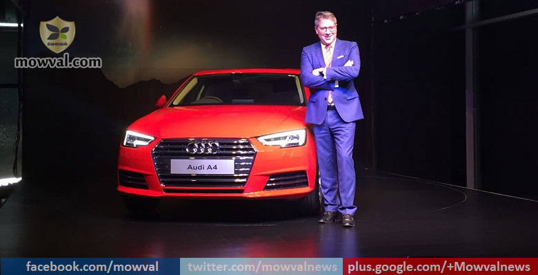 All-New Audi A4 Launched At Rs 38.10 Lakh