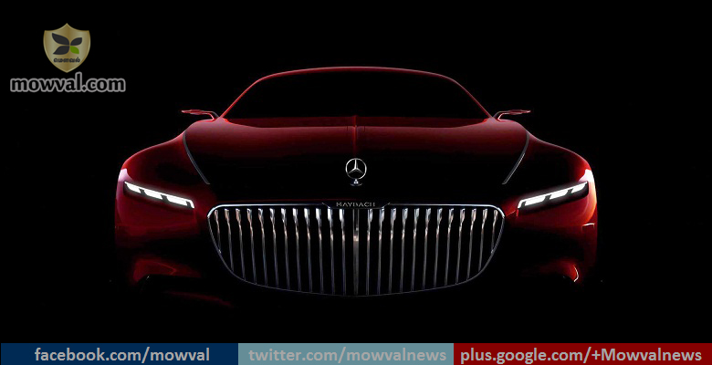 Images of Mercedes-Maybach 6 Concept