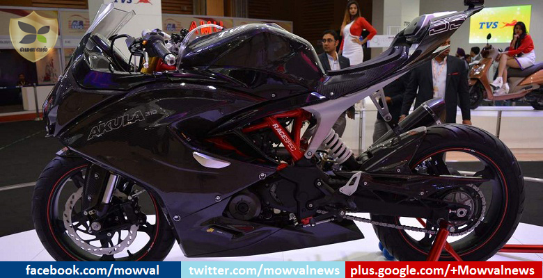 TVS Akula 310 will be launched in advance
