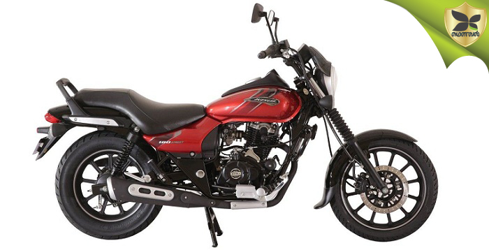 Bajaj Launched The New 2018 Avenger Street 180