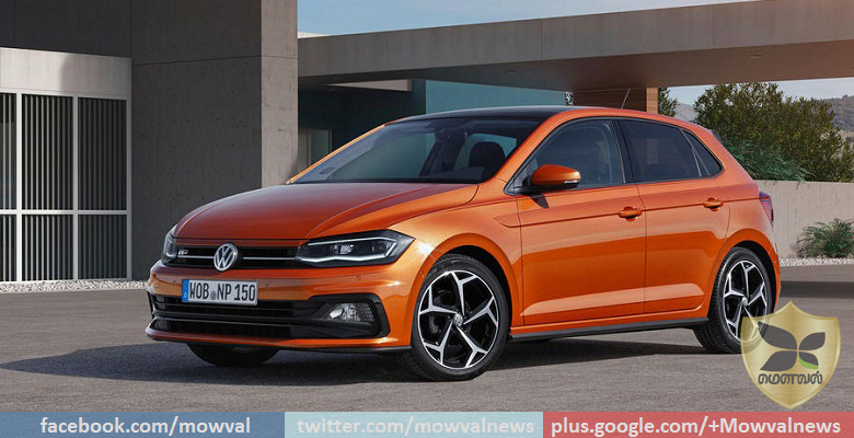 Images Of The All New Sixth Gen Volkswagen Polo