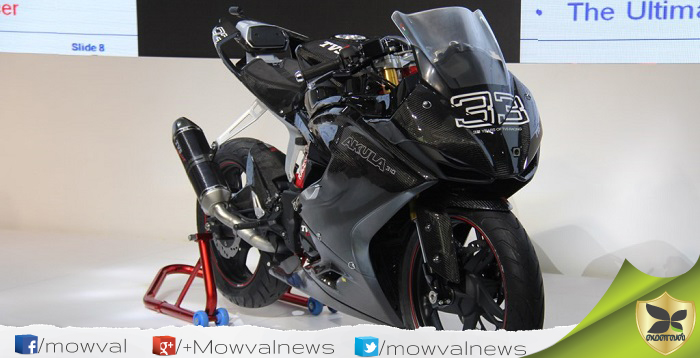 TVS Akula 310 Launch Date Announced