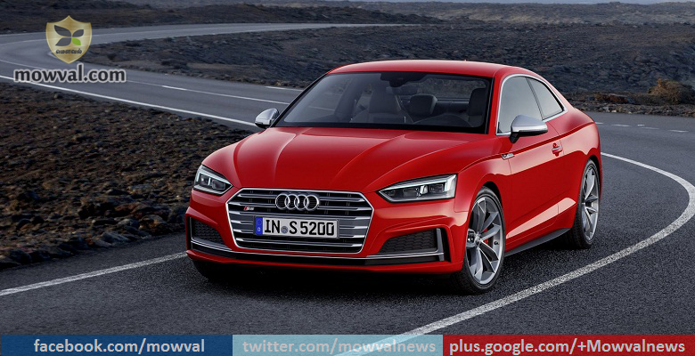 Images of 2017 Audi A5 and S5