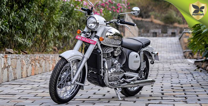 Jawa Motorcycles Now Available With Dual-channel ABS