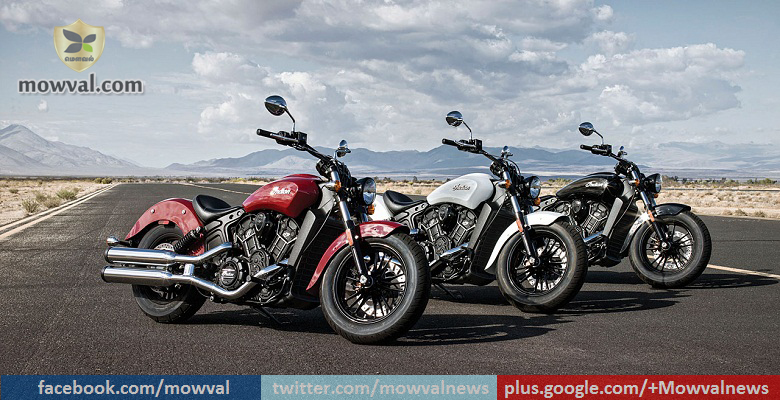 Indian Scout Sixty Comes to India