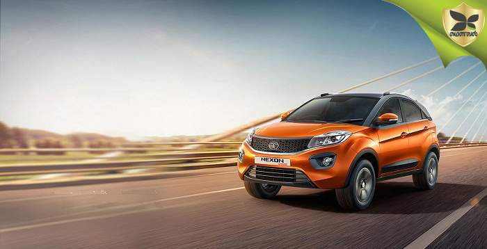 Tata Nexon XMA Variant Launched In India With Starting Price Of Rs 7.66 lakhs