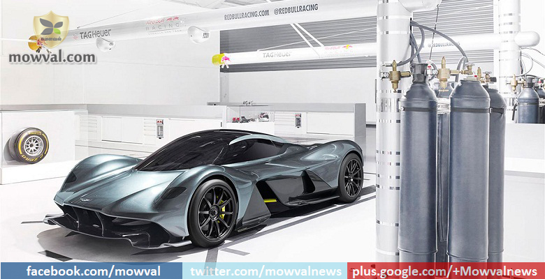 Images of Aston Martin And Red Bull AM-RB 001 Hypercar
