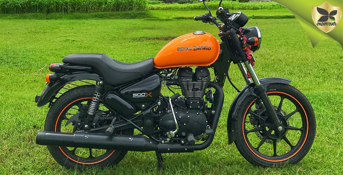 Royal Enfield Thunderbird 500X ABS Launched In India