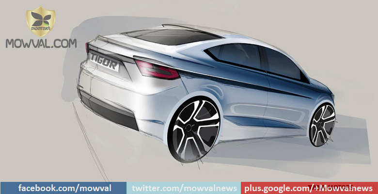 Tata Kite 5 concept christened as Tata TIGOR