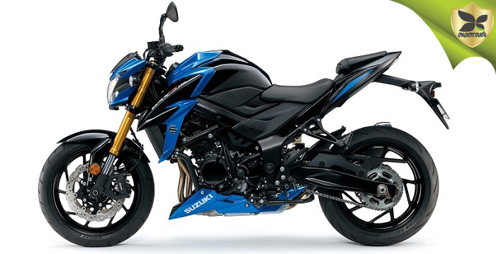 2018 Suzuki GSX-S750 Launched In India