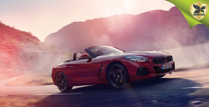 BMW Z4 Roadster Launched In India At Rs 64.90 Lakhs