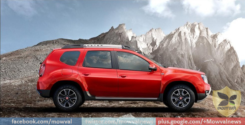 Renault Launches Duster With New 1.5 liter Petrol Engine