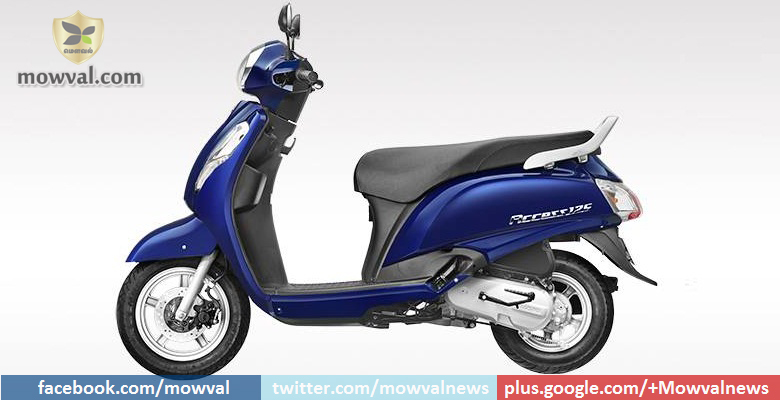 54,740 Units Of The New Suzuki Access 125 Recalled