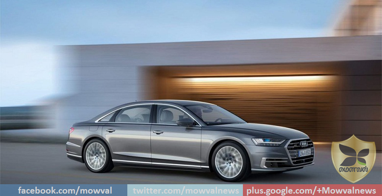 Fourth Generation Audi A8 Revealed