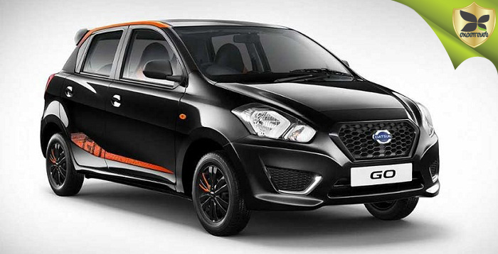 Datsun Launches Go And Go Plus Remix Editions In India