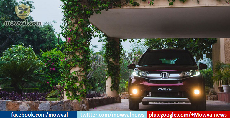 Honda BR-V booking begins: launching on May 5th