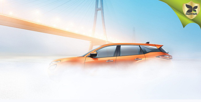 Tata HARRIER Bookings Open Officially