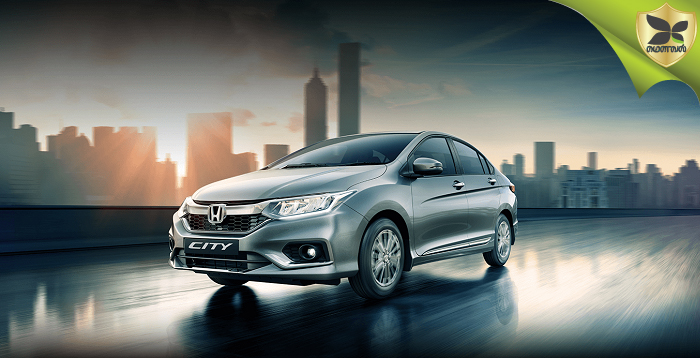 Honda Issued Recall For City, Jazz And Accord