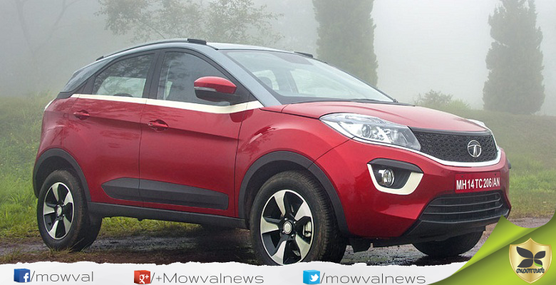 Tata Nexon Bookings To Start Officially From 11 September