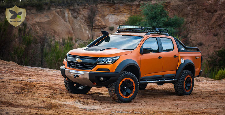 Images of Chevrolet Coloredo Xtreme concept