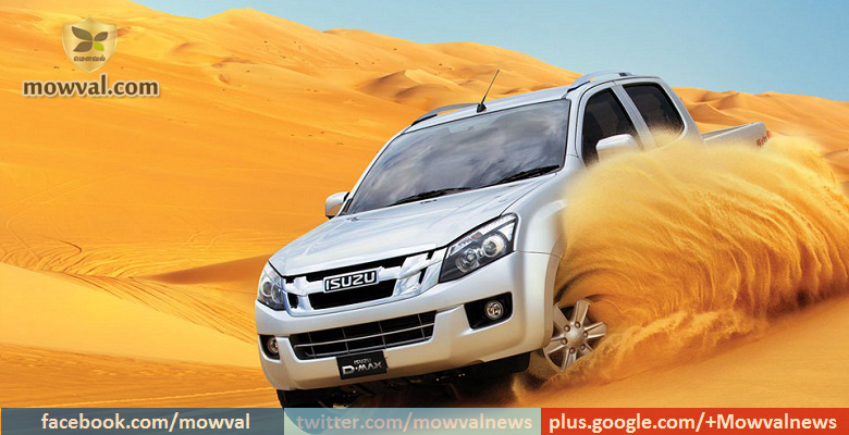 Isuzu India opens bookings for D-Max V-Cross